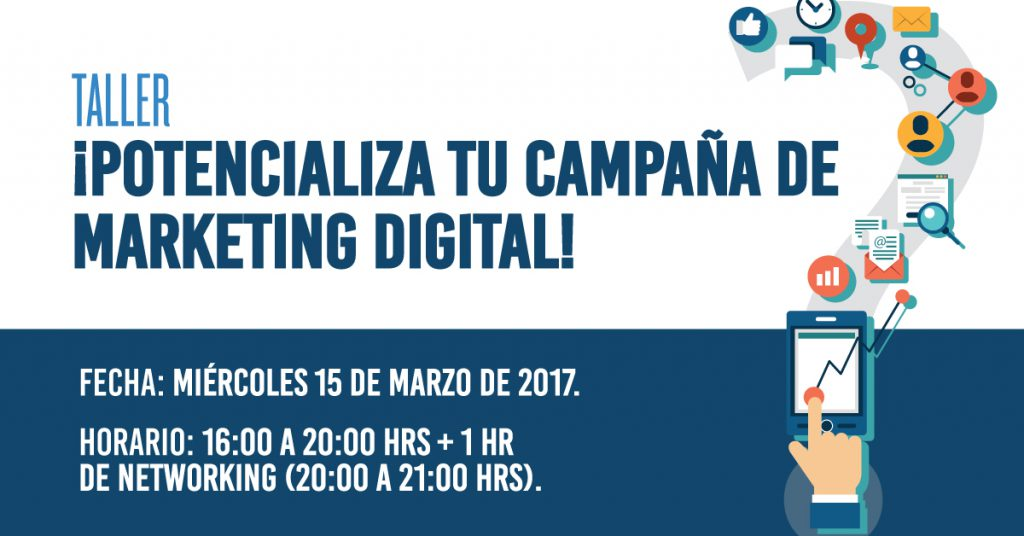 Taller: Marketing Digital para emprendedores