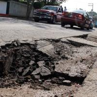 Zona de desastre y el Mantenimiento Urbano