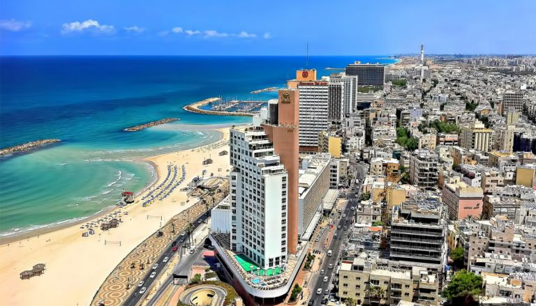 La Tercera Guerra Mundial en marcha, ahora, la nueva batalla perdida de la civilización moderna, ocurrió en la cosmopolita Tel-Aviv, Israel