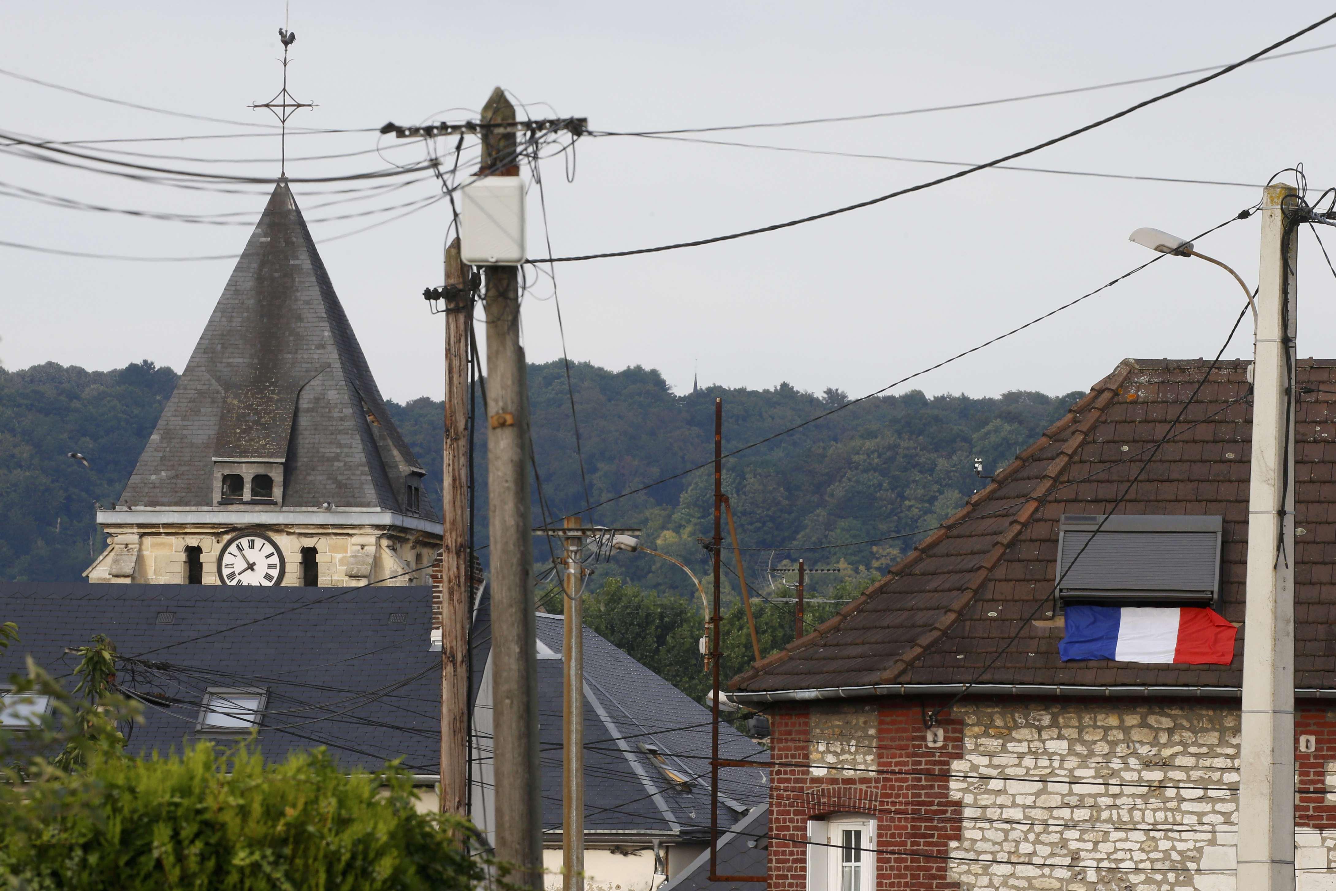 El terrorismo isl mico nuevamente ataca en francia pulso for Frazzi saint etienne du rouvray