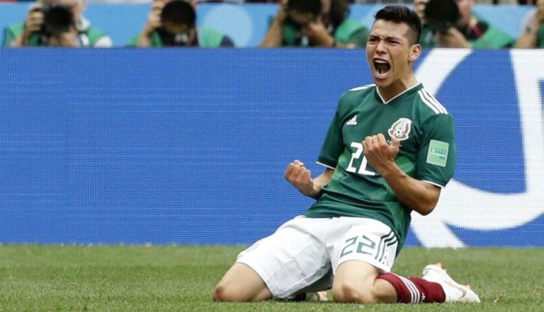 ¡Bravo México!