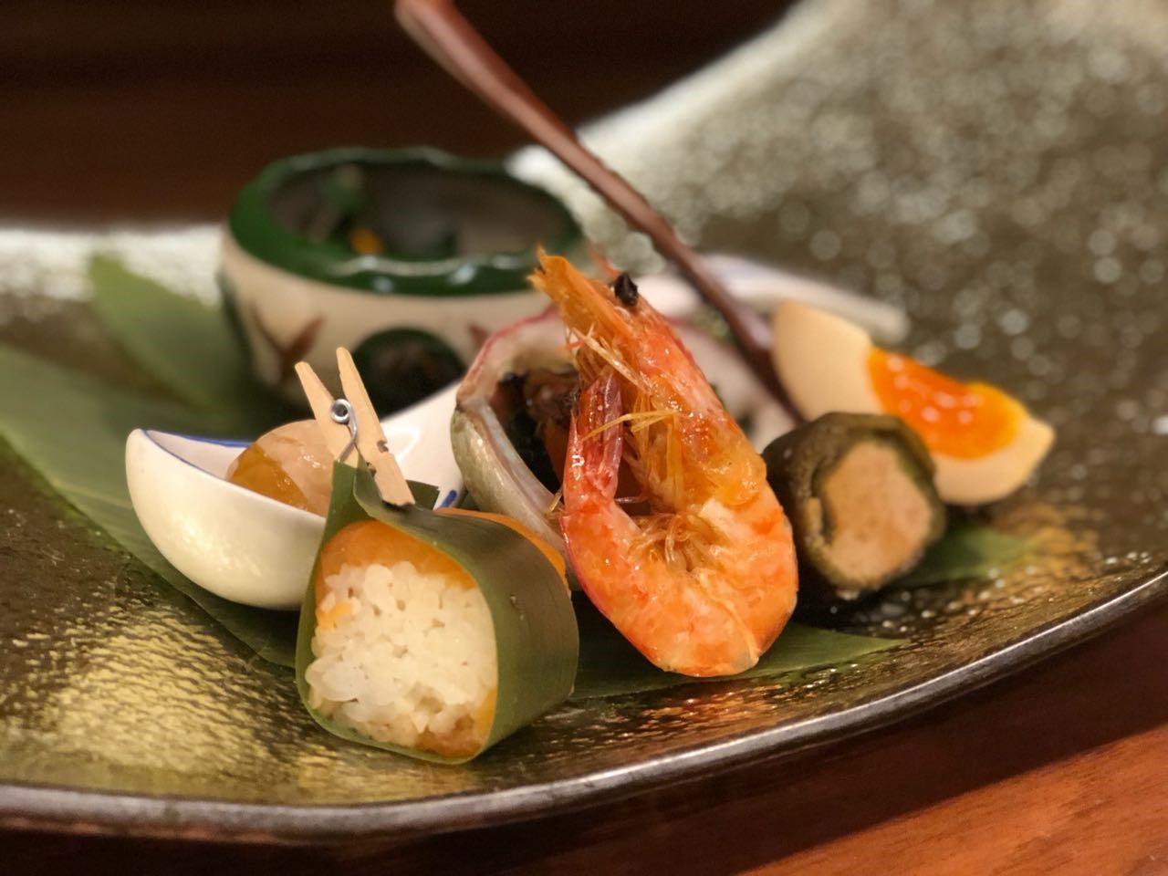 El auténtico sabor de la cocina kaiseki en México
