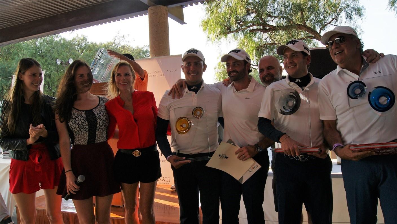 Torneo de golf MAD by Amex en Amanali Country Club & Náutica
