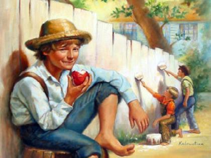 El Efecto Tom Sawyer en el Logro de una Meta