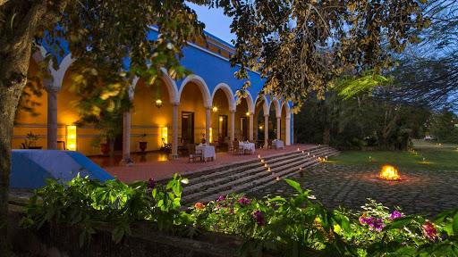 Haciendas históricas de Campeche