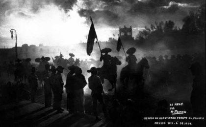 revolucion mexicana