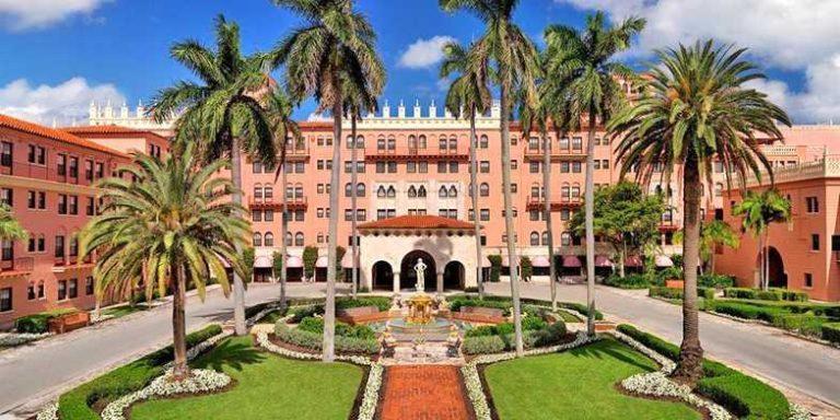 El más grande de todos:  Boca Ratón Resort & Club, A Waldorf Astoria Resort