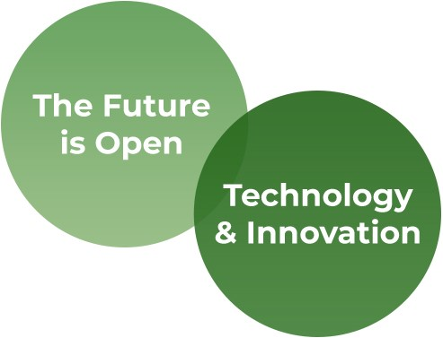 The Future is open - Technology and Innovation