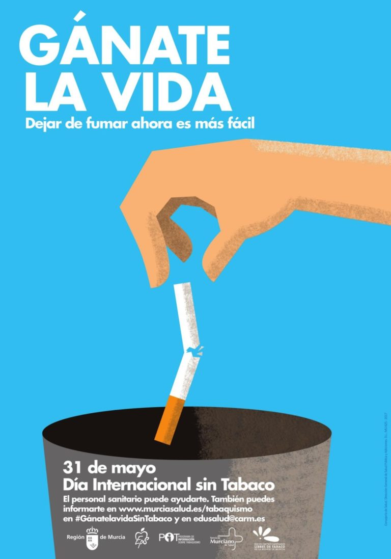 ¿Ya estás listo para celebrar desde ahora y hasta el próximo 31 de Mayo en grande y por muchos años más de aquí en adelante que dejaste de fumar?¡PUEDES DEJARLO UN DÍA O MÁS! ¡TE CONVIENE! 31 de Mayo: Día Mundial de NO fumar.