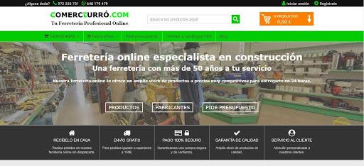 Comerç Turró, una ferretería que se adaptó con éxito al mundo online.