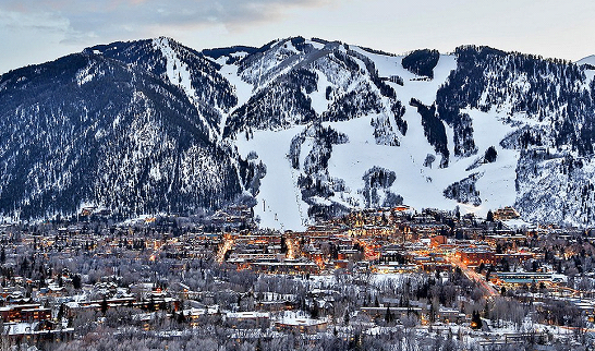 Invierno al estilo Aspen