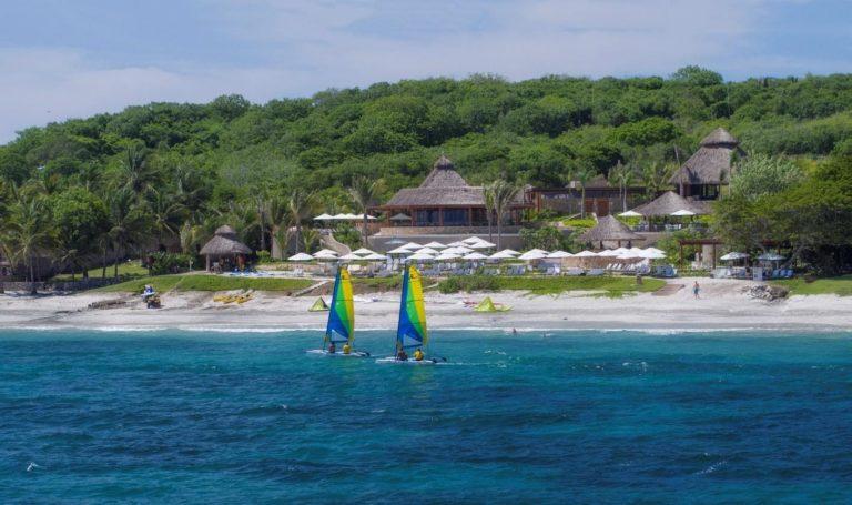 Veinte años de Punta Mita, el paraíso mexicano