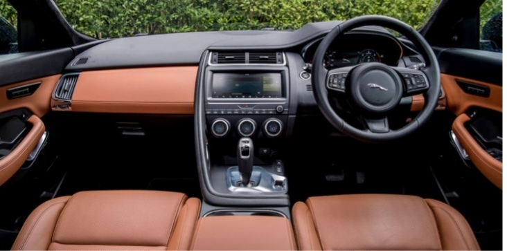 Jaguar, el auto favorito de la realeza