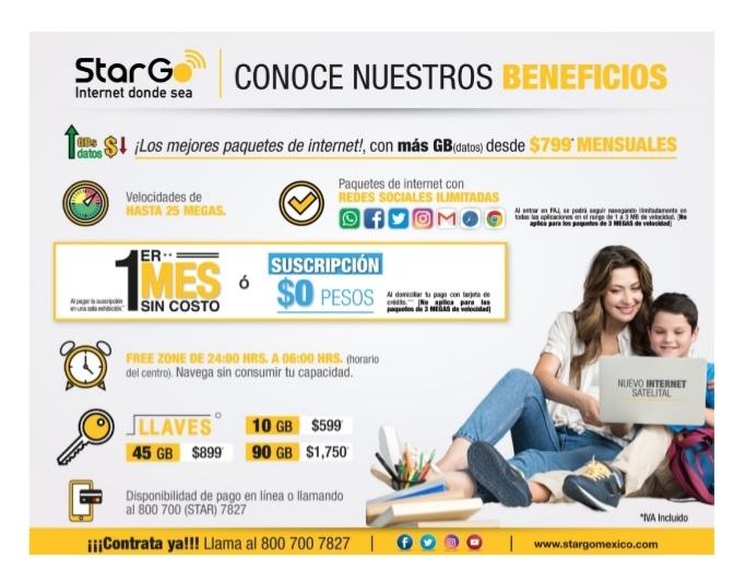 """""""StarGo y StarTV"""""""