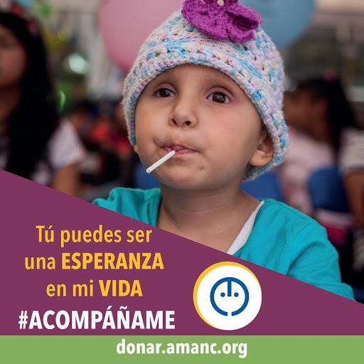 """""""AMANC: ASOCIACIÓN MEXICANA DE AYUDA A LOS NIÑOS CON CÁNCER"""""""