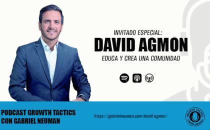 Educa y crea comunidad David Agmon CEO Inverspot.
