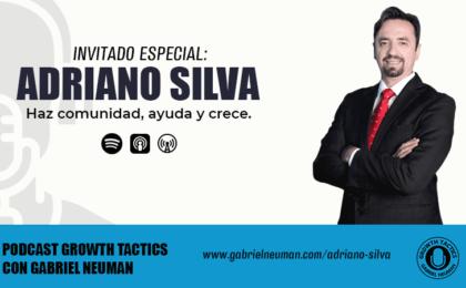 Crea comunidad, ayuda y crece, la estrategia de Adriano Silva para hacer crecer IMEXGO.